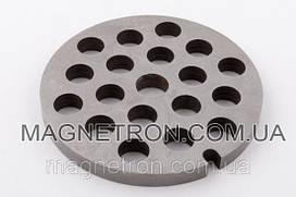 Решетка (сито) 8mm для мясорубок Zelmer NR8 86.3162 755475 (ZMMA188X) (code: 01693)