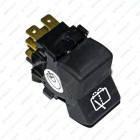 Переключатель клавишный МТЗ (стеклоочистителя / смывателя)  П150М-07.28, фото 2