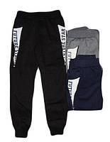 Спортивные утепленные брюки для мальчика на флисе, Seagull, размеры  146. арт. CSQ-980190