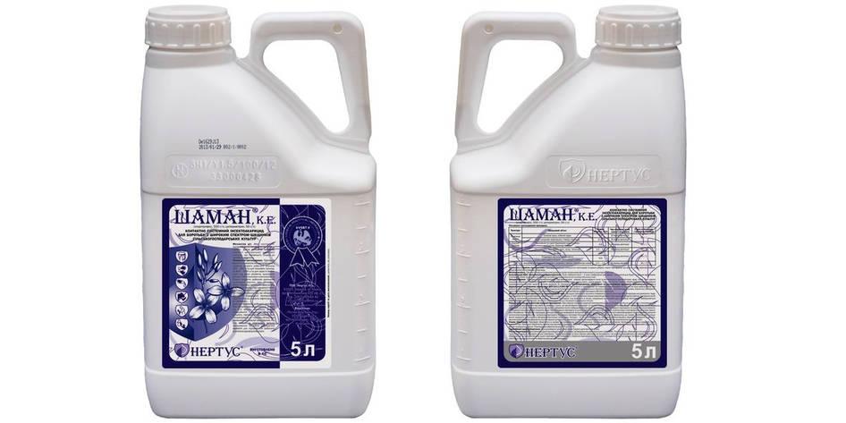 Инсектицид Шаман ( Нурел Д ) хлорпирифос 500 г/л + циперметрина 50 г/л, пшеница, рапс, свекла, яблоня, горох, фото 2