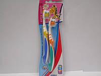 Зубные щетки для детей Elkos Extra 2 шт., фото 1