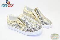 Детская обувь оптом.Детские слипоны  бренда Jong Golf (рр. с 31 по 36), фото 1