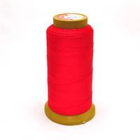 Нить капроновая, красная 375 текс, 40м (69-592) шт.