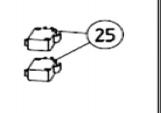 Выключатель AN-MOTORS ASW.4025
