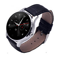 Умные часы Lemfo K88H Strong Black Smart Watch  IPS матрица
