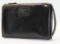 Мужской клатч, борсетка Giorgio Armani 1306-2 из кожзаменителя, 20,5*13,5*4 см
