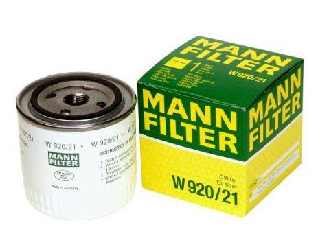 Фильтр масляный 2101 - 2107 MANN (Ман)