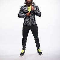 Спортивный костюм  Gym Aesthetics Camouflage Anthrazit