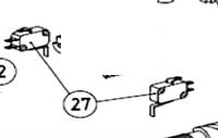 Выключатель AN-MOTORS ASW.5027