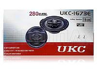 Динамики автомобильные (16 см) UKC-1673E