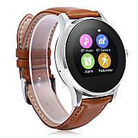 Умные часы Lemfo K88H Strong Brown Smart Watch  IPS матрица