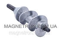 Шнек (с уплотнительным кольцом) для мясорубок Белвар 304525002001 (код:03517)