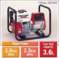 SH-2900 ELEMAX Бензиновый генератор 2,4 кВт