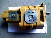 Насос CBGj3100/1010-XF L (6 шлицов) для погрузчика SDLG LG956 Petronick PN956