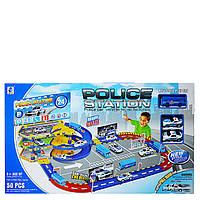 Паркинг Полиция 3 уровня 3 машинки