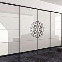 Крашеное стекло Lacobel White Soft RAL9010 ST