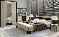 Спальня модульная Скарлет к-кт 3Д