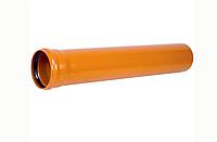 Труба канализационная ПВХ 200/4,9/2000 мм