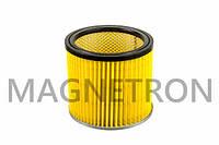 Фильтр цилиндрический (сухая уборка) для пылесосов Thomas 787421  (код:05360)