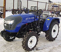 Трактор ДТЗ 4244НЕХ (24 л.с.; ГУР; полный привод)