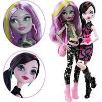 Набор кукол Супер модницы MONSTER HIGH DNY33 Mattel