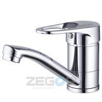 Смеситель для кухни ZEGOR POP4-B043