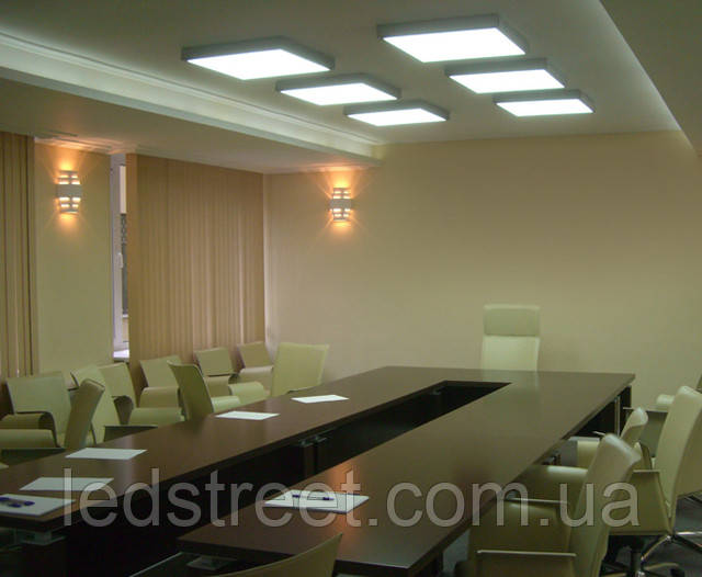 Енергоефективні світильники для бізнесу.