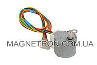 Мотор шаговый тяги шторок для кондиционера 24BYJ48 12V (код:06440)