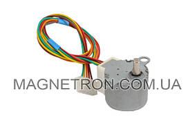 Мотор шаговый тяги шторок для кондиционеров 24BYJ48 12V (code: 06440)