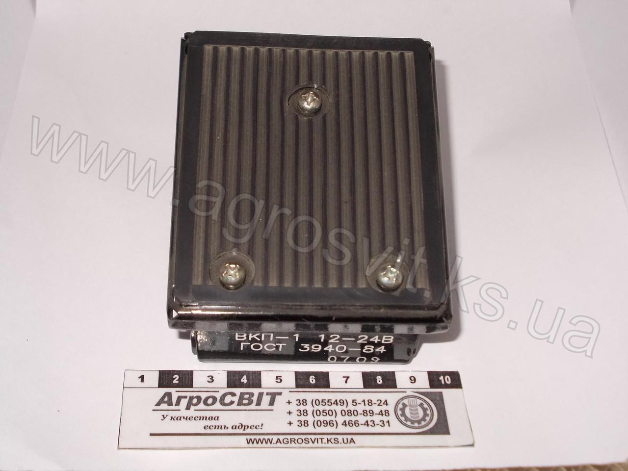 Выключатель остановки двигателя (ножной), ВКП-1