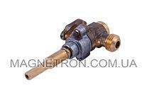 Кран газовый большой горелки Indesit C00075068 (код:07149)