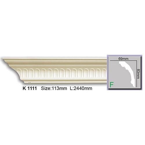 Карниз гнучкий K1111F Harmony (83x69)мм