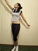 Костюм спортивный с бриджами