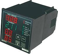 Регулятор температуры и влажности, программируемый по времени МПР51