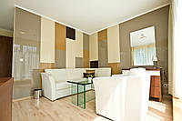 Стекло Lacobel крашеное Beige Light  RAL1015 ST