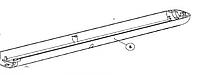 Кожух привода нижний AN-MOTORS ASW.5004