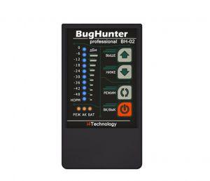 """Детектор жучков """"BugHunter Professional BH-02"""" - Фараон-2000 Системы безопасности и видеонаблюдения в Черкассах"""