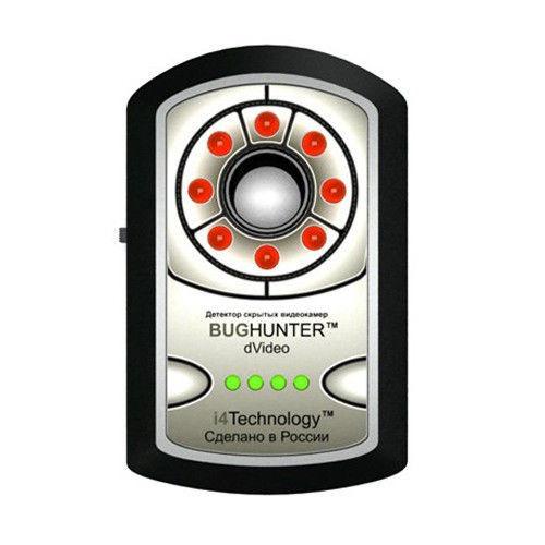 """Детектор скрытых видеокамер """"BugHunter Dvideo"""" - Фараон-2000 Системы безопасности и видеонаблюдения в Черкассах"""