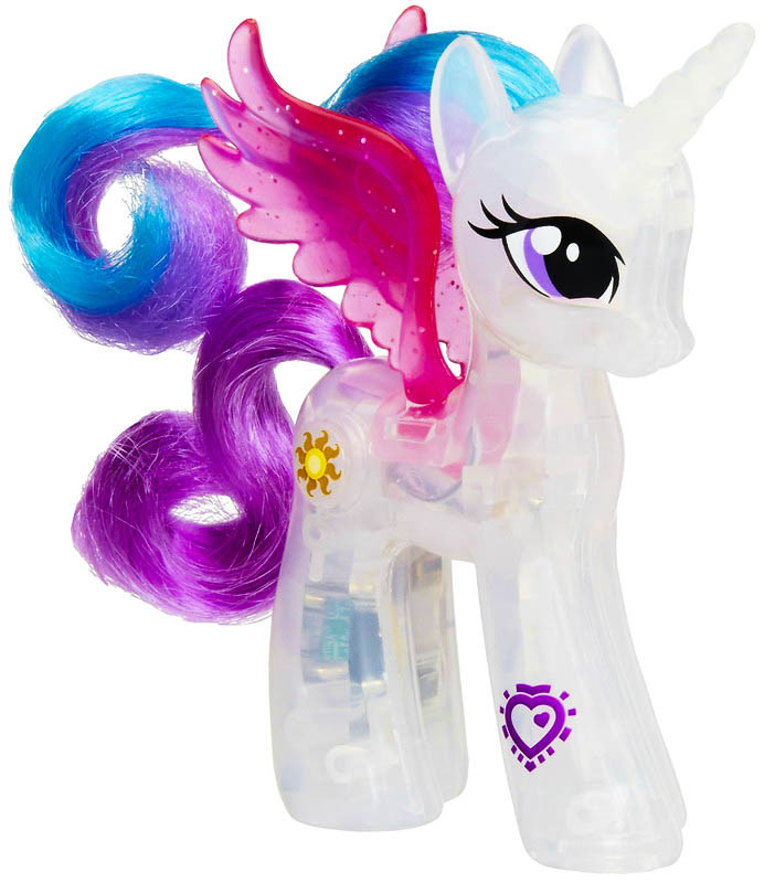 "My Little Pony Celestia ""Сяюча принцеса Селестія""  (Май Литл Пони Фигурка ""Сияющая Принцесса Селестия"""