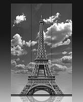 Фото ширма на холсте Эйфелевая башня
