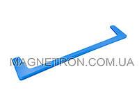 Обрамление переднее стеклянной полки для холодильника Indesit С00116070 (код:07024)