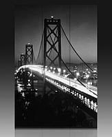 Ширма Вечерний мост