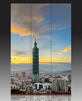 Ширма Тайбейский финансовый цент, Тайвань