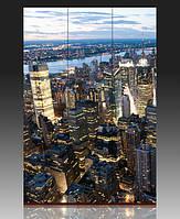 Ширма Вечерний Нью-Йорк