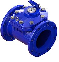 Счётчик холодной воды турбинный Gross WPK–UA 150 мм (фланцевый)