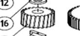Колесо червячное AN-MOTORS ASW.4019