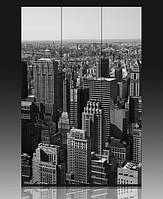 Ширма Manhattan black-white