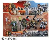 """Фигурки Героев """"Warcraft"""", 62543"""