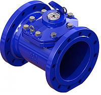 Счётчик холодной воды турбинный Gross WPK–UA 200 мм (фланцевый)