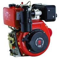 Дизельный двигатель Weima WM186 FBS (9.5 л.с.,1800 об/мин, ручной запуск, шпонка 30 мм)
